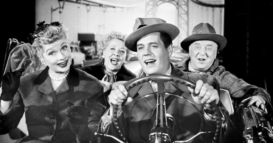 The Lost Adventures Of The I Love Lucy Cast
