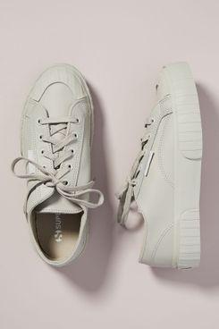 Superga Monochrome Sneakers