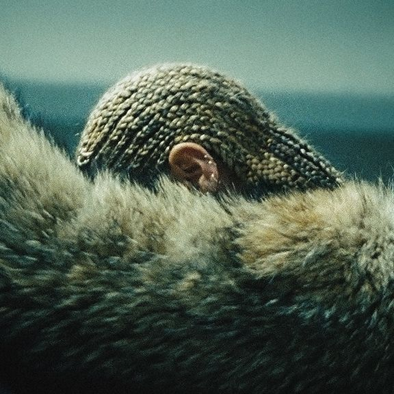 Beyonce, in Lemonade.