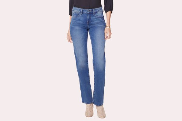 NYDJ Marilyn Straight Uplift Jeans