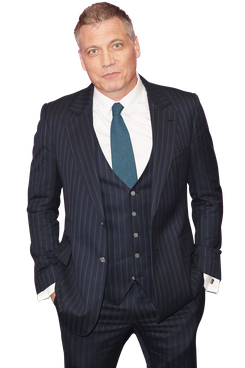 Mindhunter S Holt Mccallany On Playing Fbi Agent Bill Tench