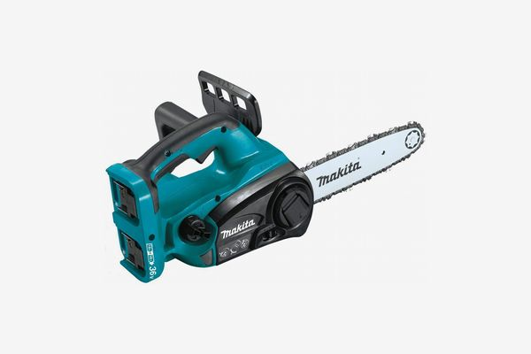 Makita Lithium-Ion 12-Inch Chainsaw Kit and Brushless Angle Grinder