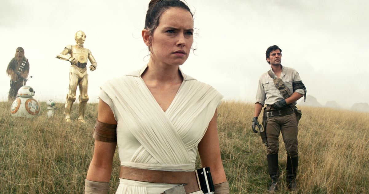 The Force Is Strong With Rey in New Rise of Skywalker Clip
