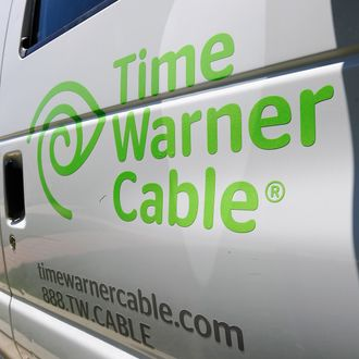 Time Warner Profits Rise 14 Percent