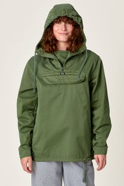R-Collection Classic anorak (Moss Green)