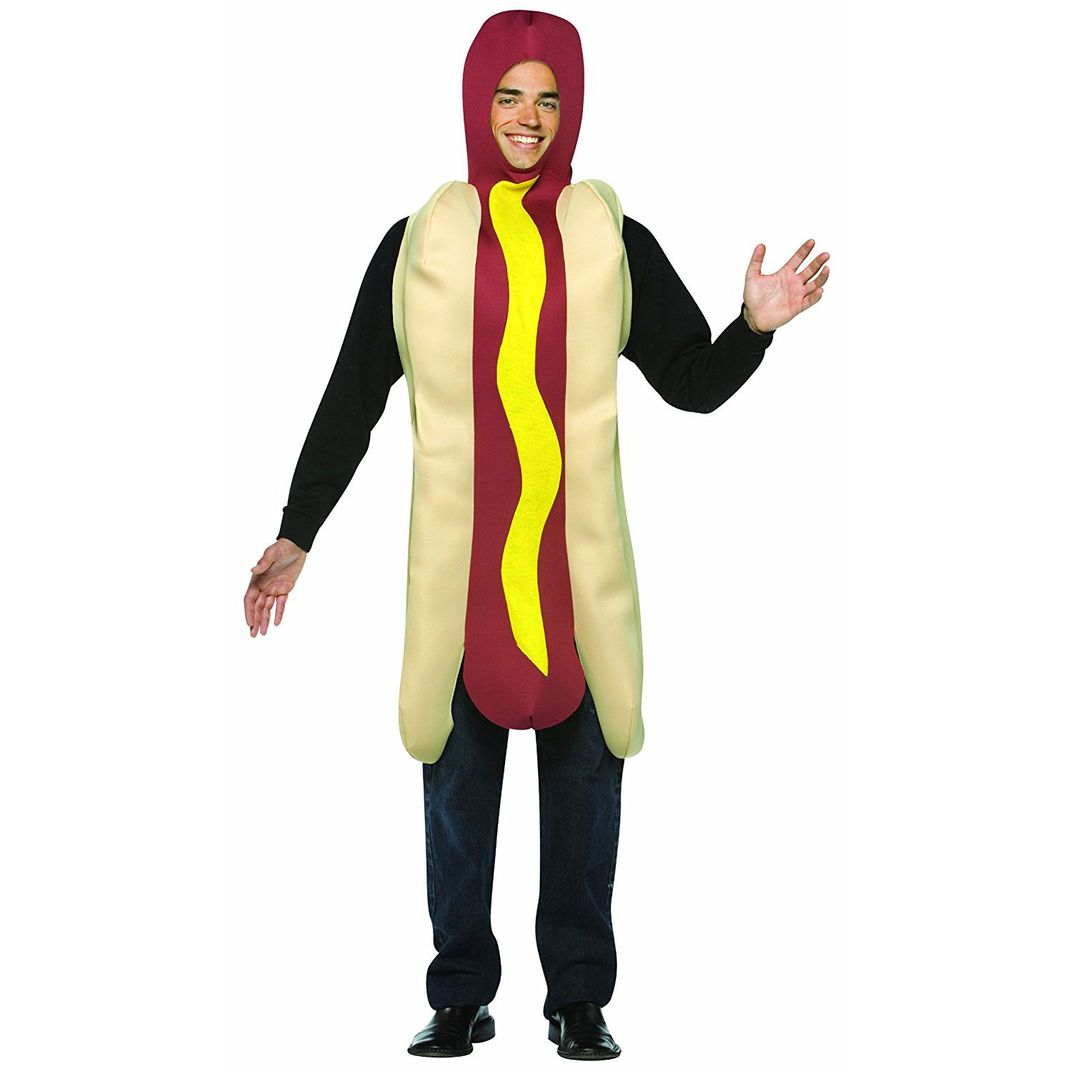 Easy meme halloween costumes rasta imposta lightweight hot dog costume solutioingenieria Gallery