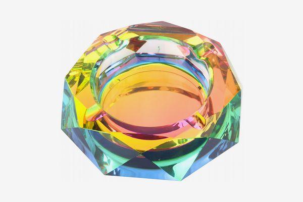 Kufox Crystal Ashtray