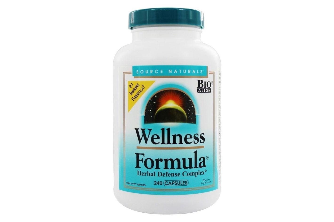 Wellness Formula Herbal Defense Capsules (240 count)