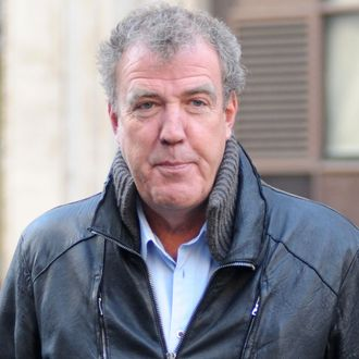 Controversial 'Top Gear' Presenter Jeremy Clarkson Has Been Suspended By The BBC
