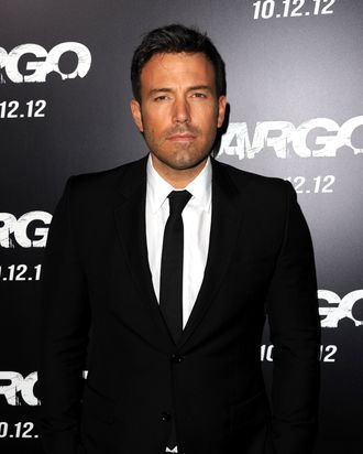 Actor/director/producer Ben Affleck arrives at the premiere of Warner Bros. Pictures'