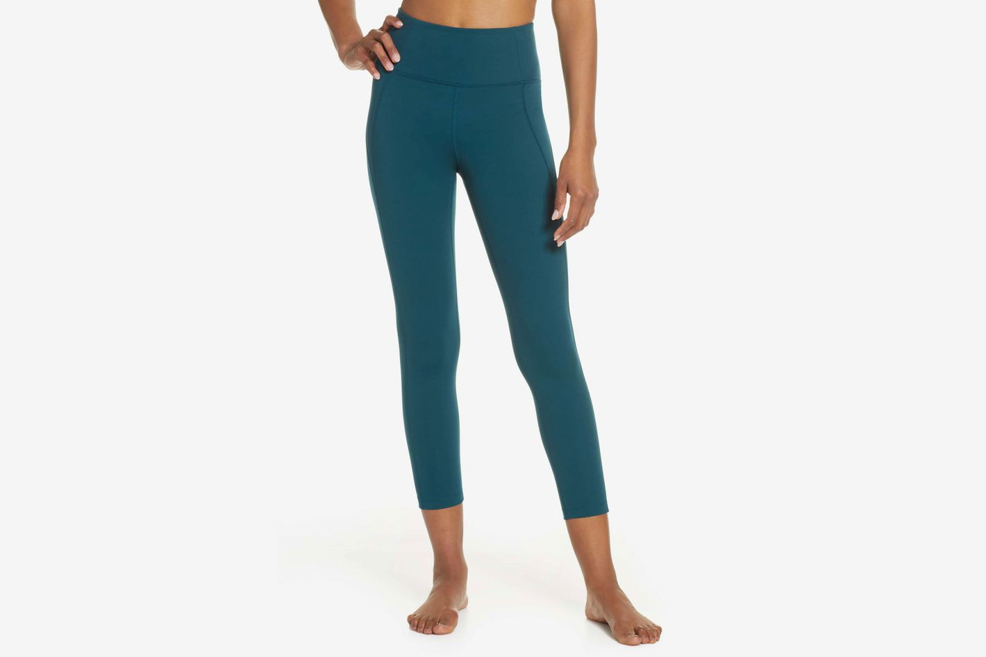 Girlfriend Collective High Waist 7/8 Leggings