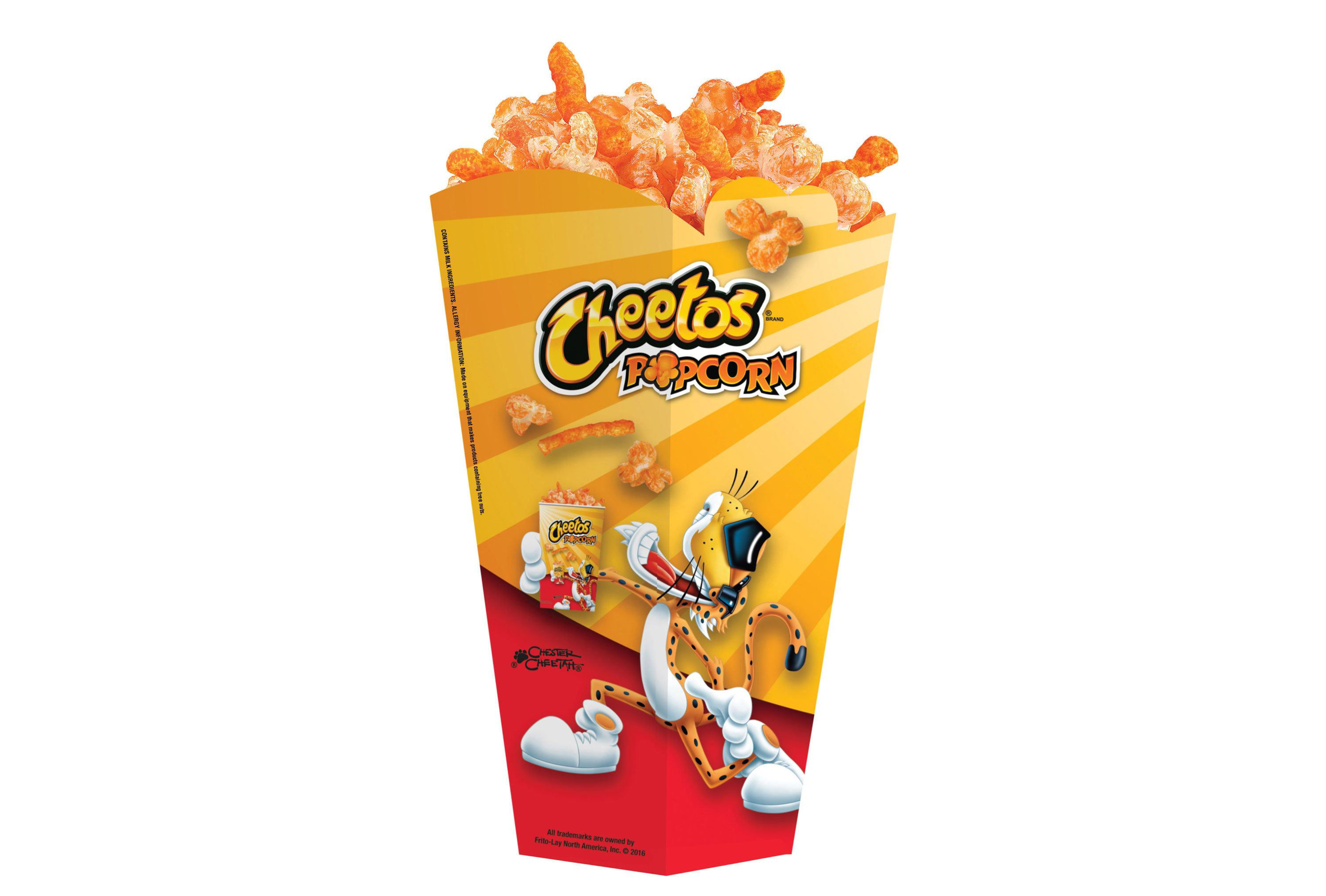 Frito-Lay Cheetos-Popcorn-Carton