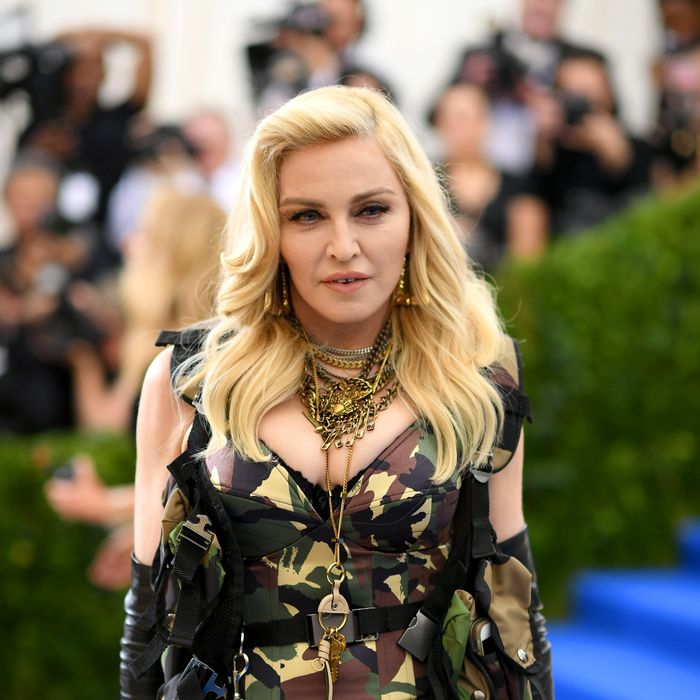 Madonnas Corset Sold At Auction For 19K, But May Be Fake-8115