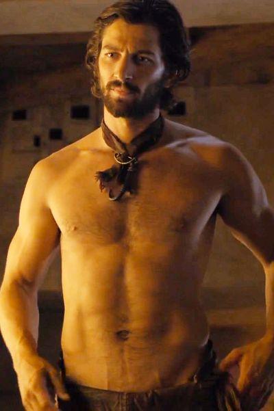 Michiel Huisman on 'Game of Thrones'