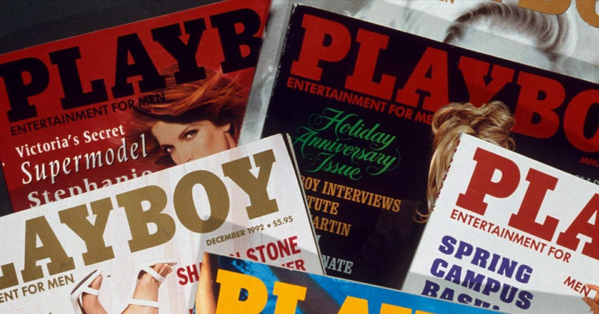 Playboy Magazine Is Closing Down, Probably for Good