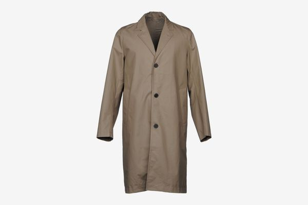 Stutterheim Full-Length Jacket