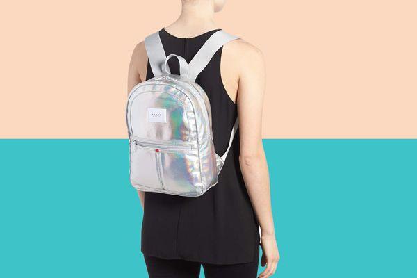 State Starrett City Mini Kane Iridescent Backpack