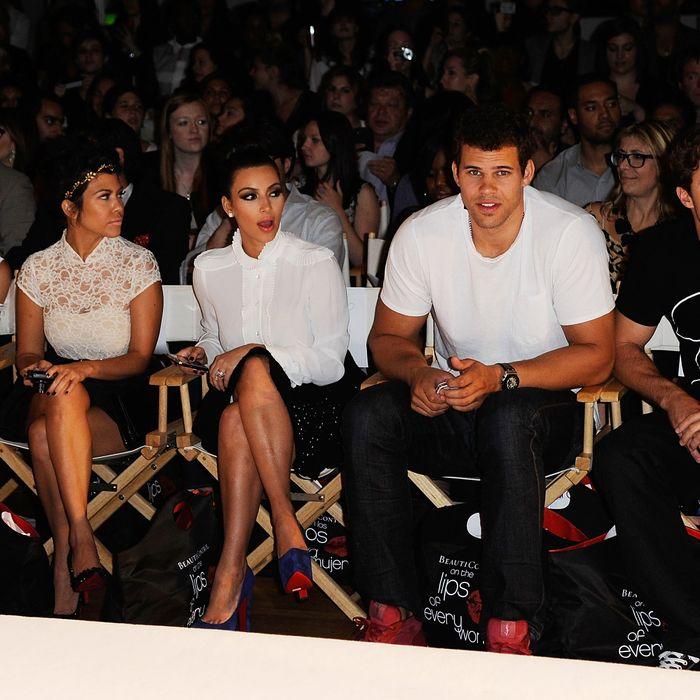 Leftovers de Kardashian.