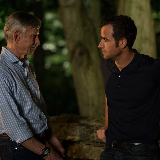 "HBO  2014The Leftovers Episode 109""The Garvey's at Their Best""Characters-Justin Theroux-  Kevin GarveyScott Glenn-  Senior"