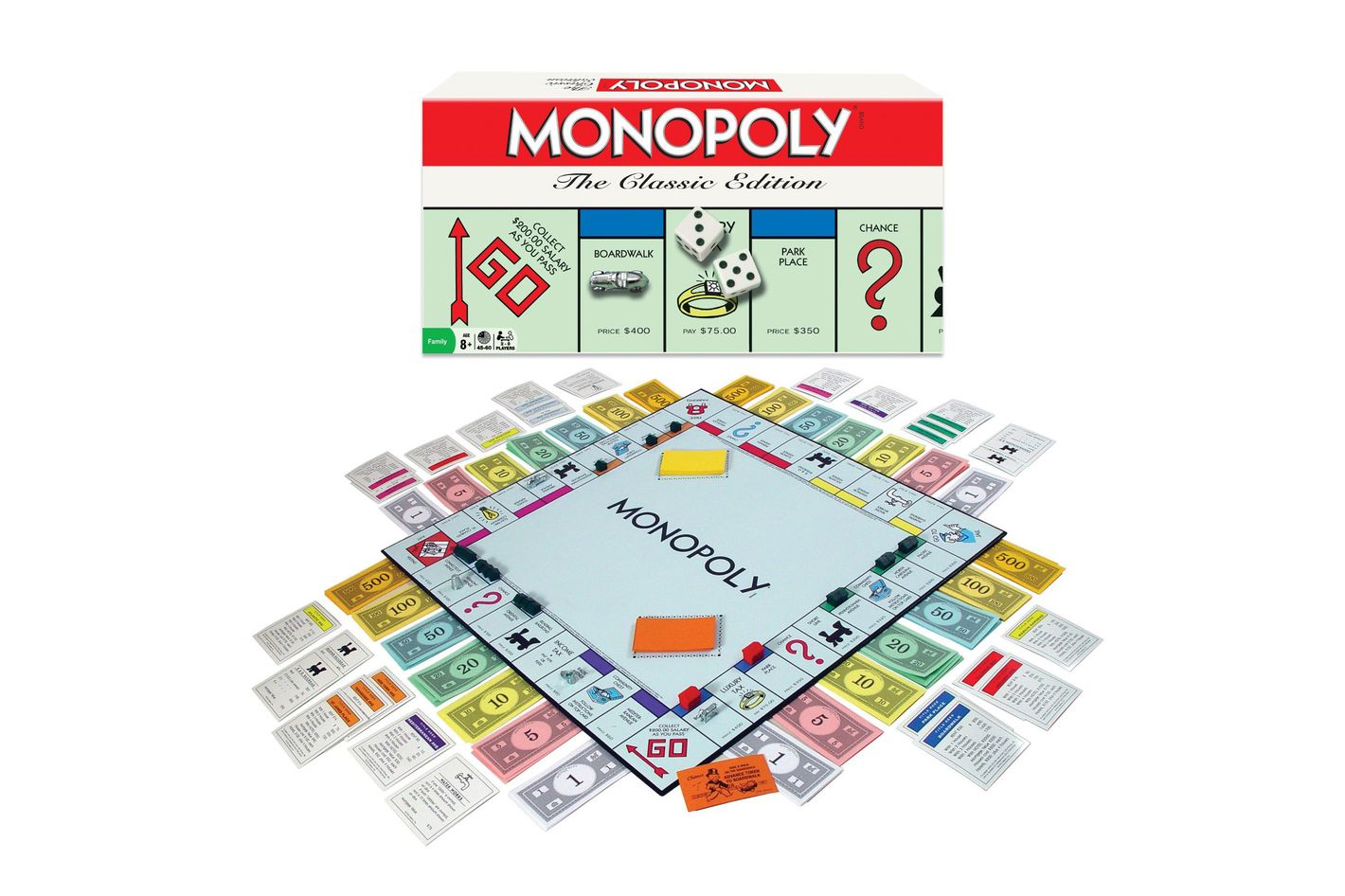 Monopoly Board Game: The Classic Edition