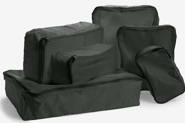 The Insider 6-Piece Packing Cubes Set