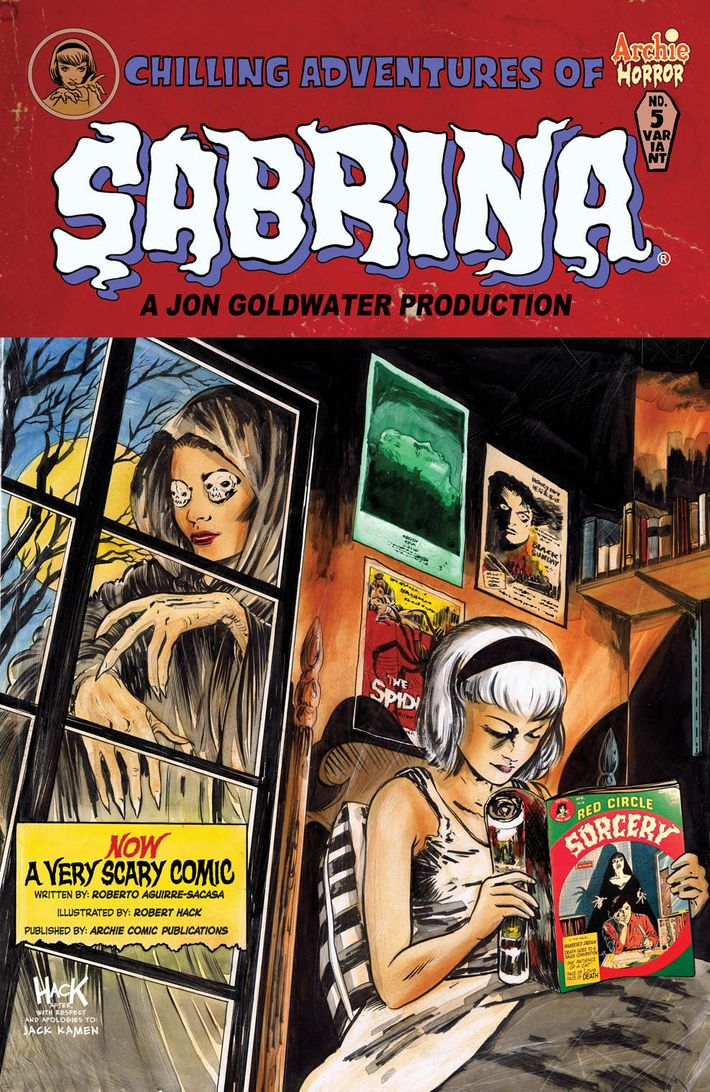 Two Long Delayed Archie Horror Comics Series Will Return