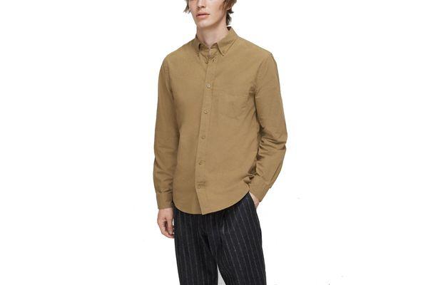 Acne Studios Isherwood Light Shirt