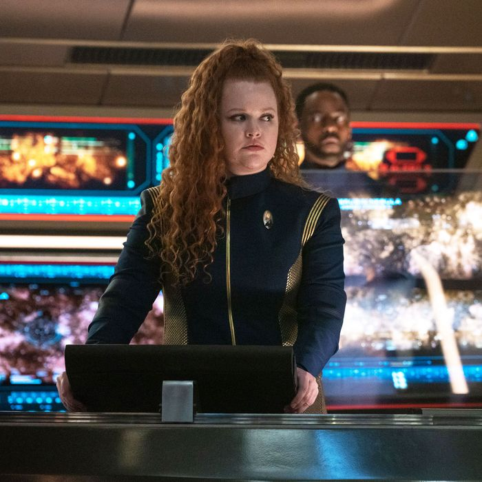 Star Trek Discovery Recap