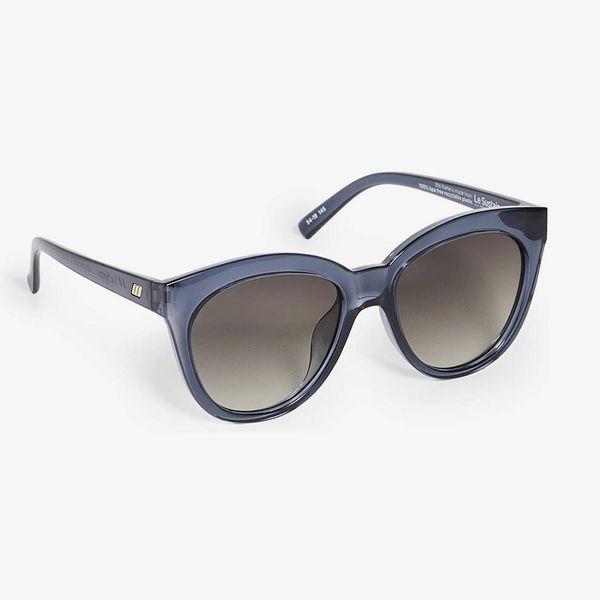 Le Specs Women's Resumption Sunglasses
