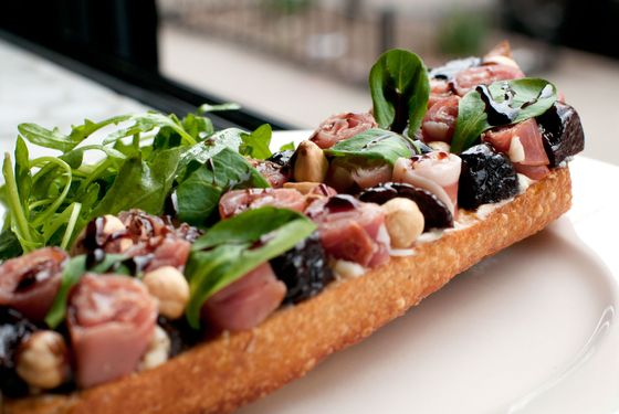 Fig Tartine.