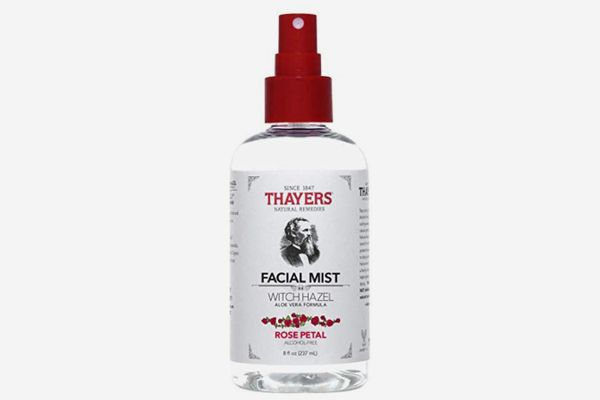 Thayers Alcohol-Free Rose Petal Witch Hazel Facial Mist Toner