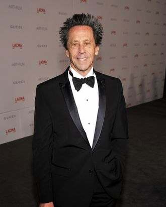 LOS ANGELES, CA - NOVEMBER 05: LACMA trustee Brian Grazer attends LACMA Art + Film Gala Honoring Clint Eastwood and John Baldessari Presented By Gucci at Los Angeles County Museum of Art on November 5, 2011 in Los Angeles, California. (Photo by John Shearer/Getty Images for LACMA)