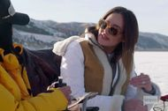 The Real Housewives of Salt Lake City Recap: Fishing in the Ice for Fish