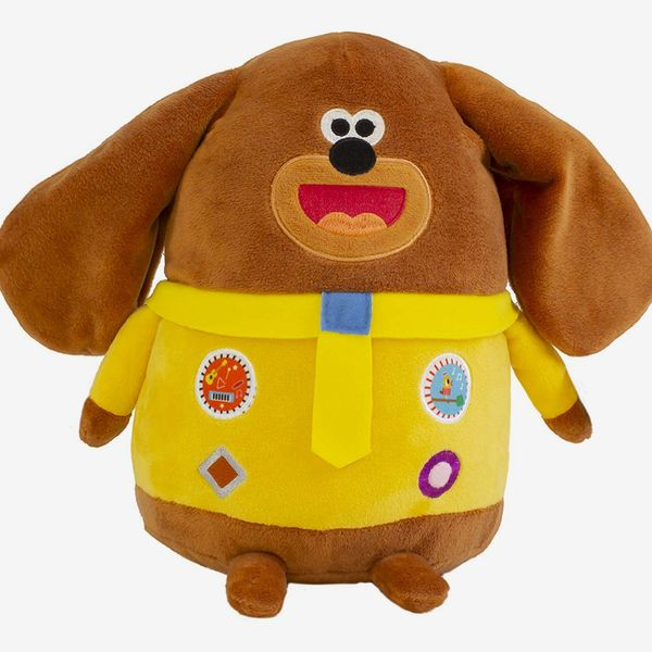 Hey Duggee Musical Duggee Soft Toy With Fun Moving Ears, Lights, Sounds and Songs