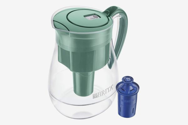 Brita Monterey Water Filter Pitcher, 10-Cup