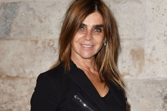Carine Roitfeld's CR Fashion Book Has a New Home: Hearst