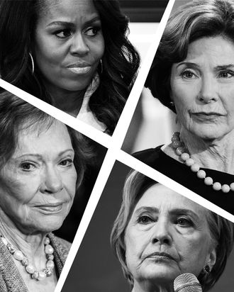 Former First Ladies Condemn Trump's Family-Separation Policy