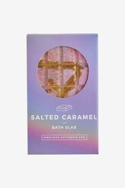 Miss Patisserie Salted Caramel Bath Slab