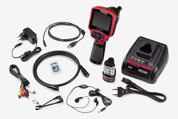 Ridgid 55898 Micro CA-350 Handheld Inspection Camera