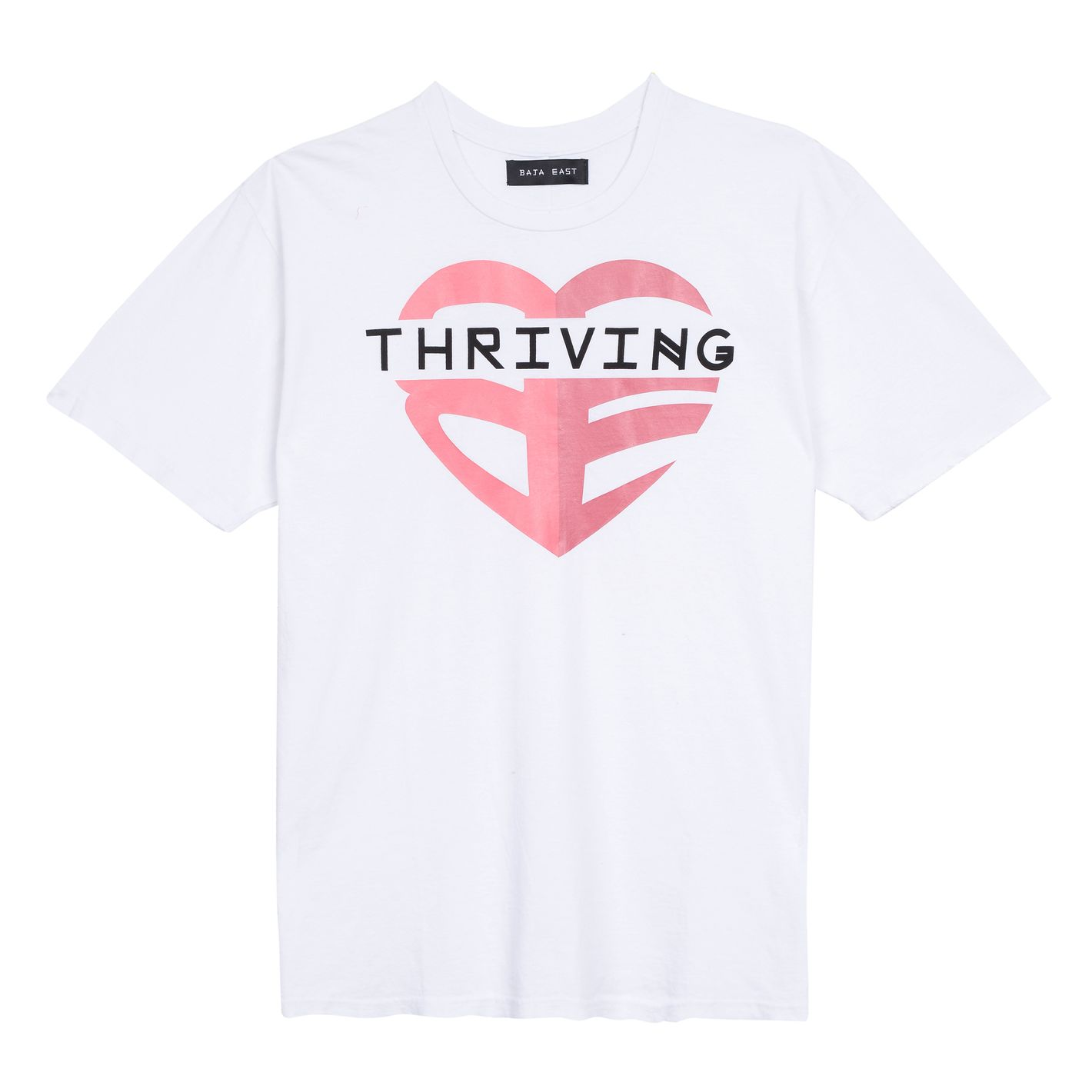 Baja East Thriving with Love T-Shirt