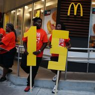 Former McDonald's CEO Predicts a $15 Wage Will Trigger Massive Layoffs