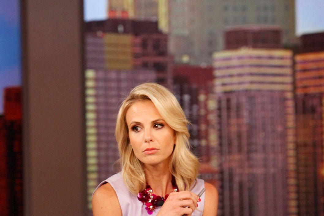"THE VIEW - After ten years as co-host, Elisabeth Hasselbeck announced today, July 10, 2013, that she will be leaving ""The View.""  ""The View"" airs Monday-Friday (11:00 am-12:00 pm, ET) on the ABC Television Network.    (ABC/Heidi Gutman)ELISABETH HASSELBECK"