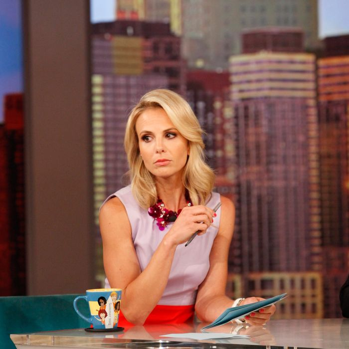THE VIEW - After ten years as co-host, Elisabeth Hasselbeck announced today, July 10, 2013, that she will be leaving