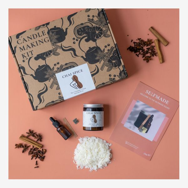 Chai Spice Candle Making Kit