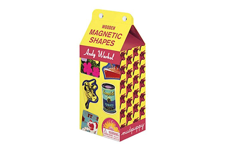 Andy Warhol Magnet Set