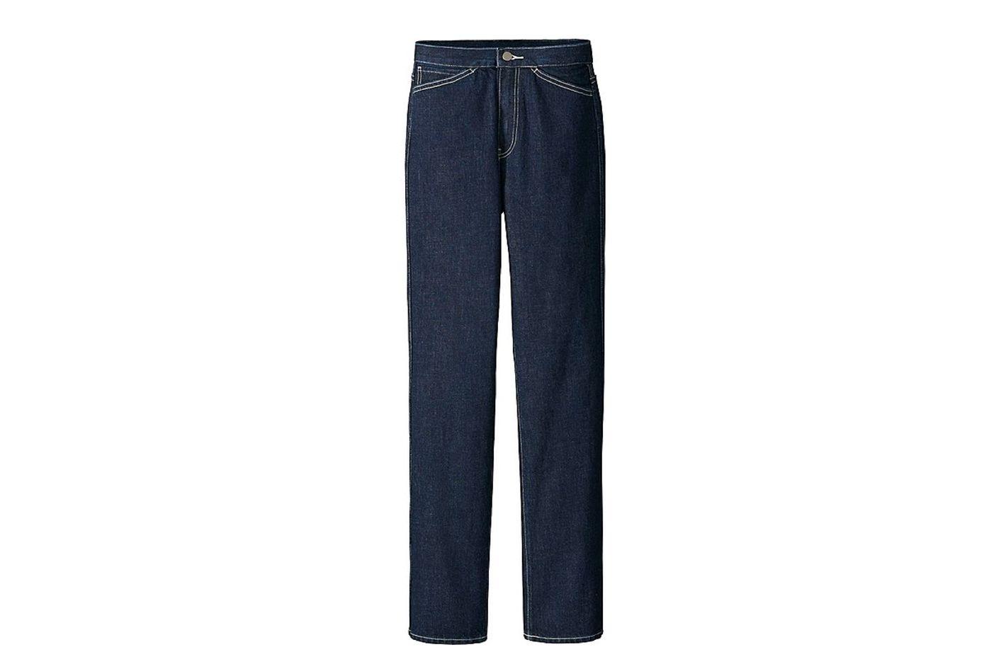 Women U High Rise Regular Fit Jeans