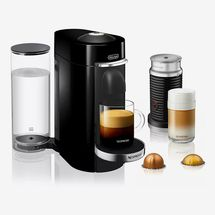 Nespresso VertuoPlus Deluxe by De'Longhi with Aeroccino Milk Frother