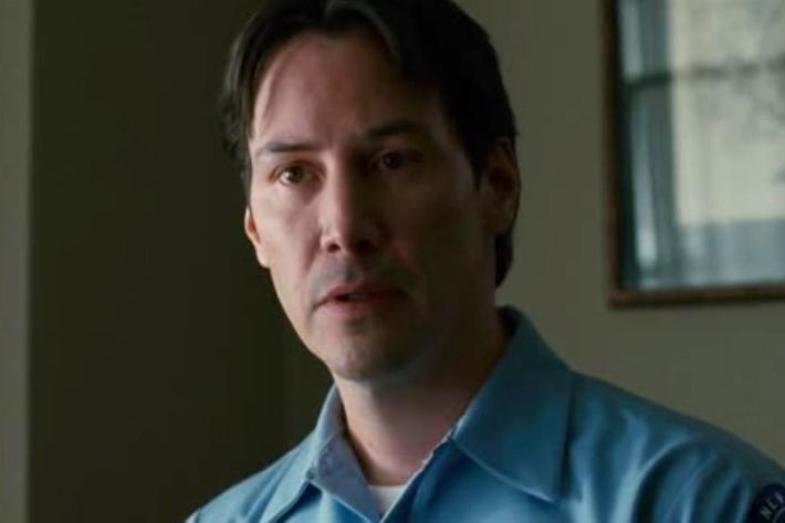 Vultures Complete Field Guide To The Facial Expressions Of Keanu Reeves