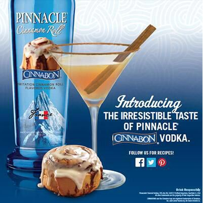 We'll stick to old-fashioned imitation vanilla extract served neat with a cinnamom float, thank you.