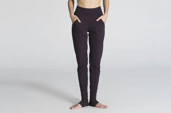 Ripple Yogawear Organic Cotton Extra Long Slouchy Pants